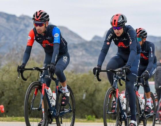 Tay đua trẻ Ivan Sosa giành chiến thắng chung cuộc Tour de la Provence ảnh 1