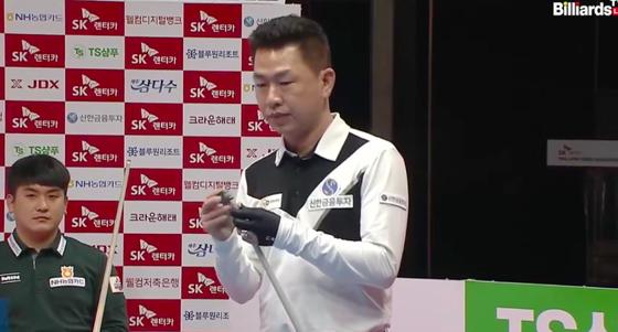 """Mã Minh Cẩm phải đấu """"sinh tử"""" với Sam Il Seo tranh vé vào vòng knock out giải Billiards PBA tiền thưởng 8 tỷ đồng ảnh 1"""