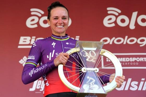 Nữ tay đua vô địch thế giới Broek-Blaak có chiến thắng hay nhất sự nghiệp  ảnh 3