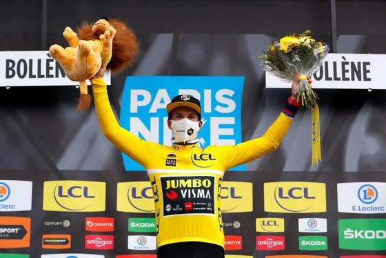 """Sam Bennett """"nổi đoá"""" dù chiến thắng chặng 5 vươn lên mặc áo xanh giải Paris – Nice ảnh 1"""