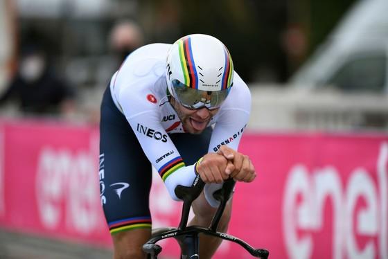 "Chung cuộc giải xe đạp Tirreno – Adriatico 2021: Tadej Pogacar ""gom"" cả 3 chiếc áo danh giá ảnh 1"