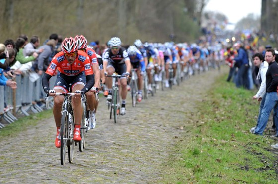 Paris-Roubaix là cuộc đua lâu đời ở nước Pháp