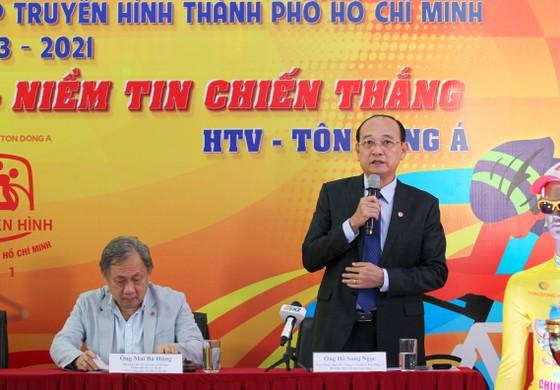 Cuộc đua xe đạp Cúp Truyền hình TPHCM – Tôn Đông Á 2021 sẽ xuất phát tại Cao Bằng ảnh 1