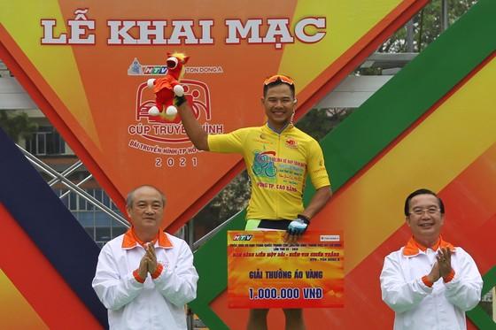 TPHCM thành công đưa Lê Nguyệt Minh thắng chặng mở màn cuộc đua xe đạp Cúp Truyền hình 2021  ảnh 3