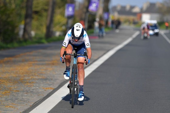 Nữ lão tướng Vleuten chiến thắng giải xe đạp Tour of Flanders sau 10 năm ảnh 1