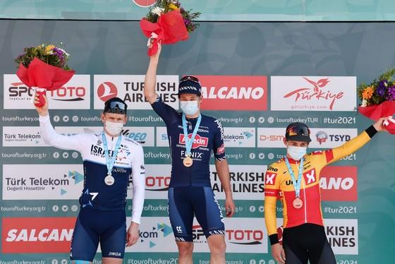 Bất quá tam cho Jasper Philipsen giành chiến thắng giải xe đạp Thổ Nhĩ Kỳ ảnh 2