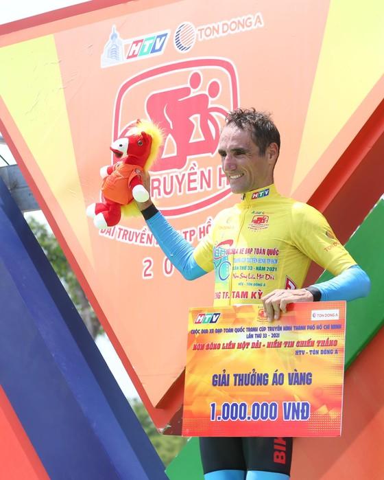 Loic đòi lại Áo vàng thành công ở chặng đua sở trường cá nhân tính giờ ảnh 3