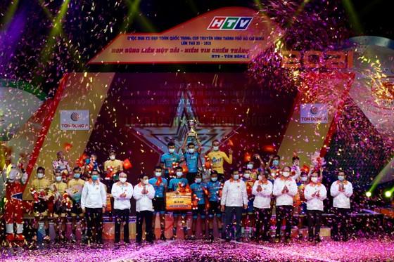 Bike Life Đồng Nai thắng lớn giành cú đúp giải xe đạp Cúp Truyền hình TPHCM ảnh 3