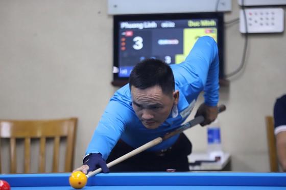 Trần Đức Minh ra mắt hoàn hảo ở giải Billiards PBA Tour tại Hàn Quốc ảnh 1
