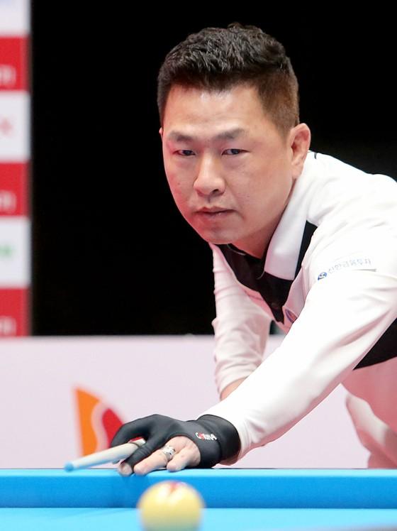 Mã Minh Cẩm đánh bại Hacker tại giải Billiards PBA Tour Hàn Quốc ảnh 2