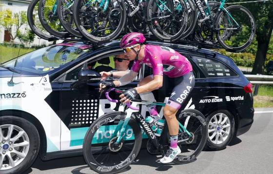 Pascal Ackermann nổi đoá vì không được dự Tour de France ảnh 1