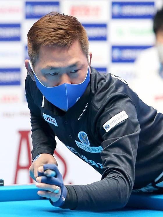 Mã Minh Cẩm gian nan vào tứ kết giải Billiards BlueOne Resort PBA Championship ảnh 1