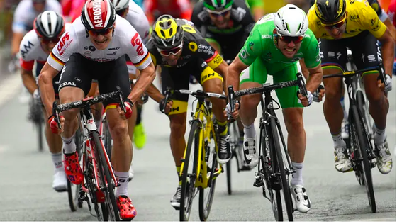 Huyền thoại Mark Cavendish trở lại Tour de France khi Sam Bennett vắng mặt ảnh 2