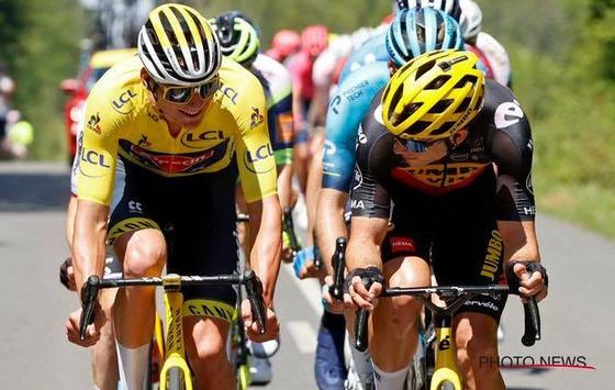 """""""Thần núi"""" Matej Mohoric toả sáng thắng chặng 7 Tour de France ảnh 3"""