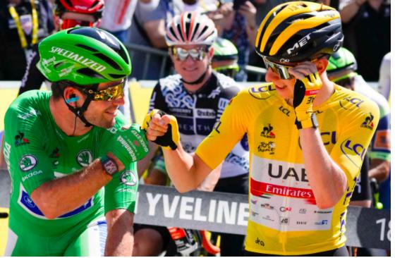 Tadej Pogacar quá mạnh lần thứ 2 lập hattrick giải xe đạp Tour de France ảnh 5