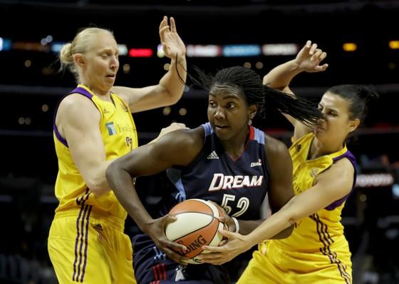 Hai tuyển thủ bóng rổ Mỹ bị CAS bác đơn xin khoác áo Nigeria tại Olympic  ảnh 1