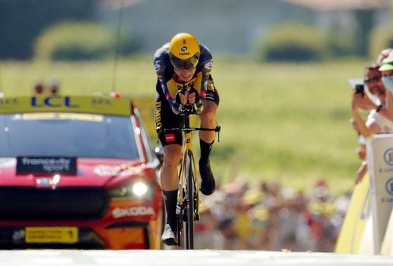 Wout van Aert quyết giành HCV xe đạp Olympic ảnh 1