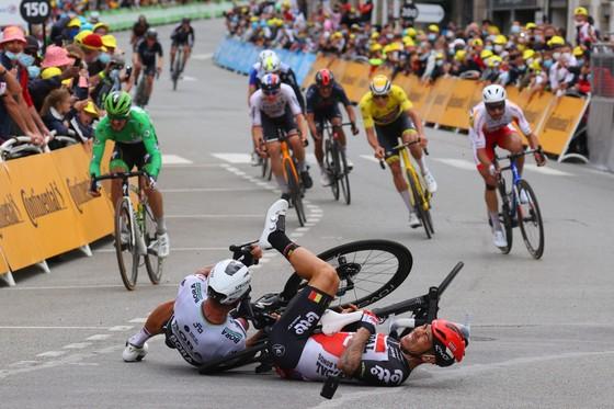 Tai nạn ở Tour de France khiến Peter Sagan vắng mặt Olympic Tokyo