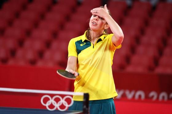VĐV bóng bàn khuyết tật giành chiến thắng tại Olympic Tokyo ảnh 2
