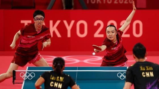 Nhật Bản cắt mạch thống trị của bóng bàn Trung Quốc ảnh 1
