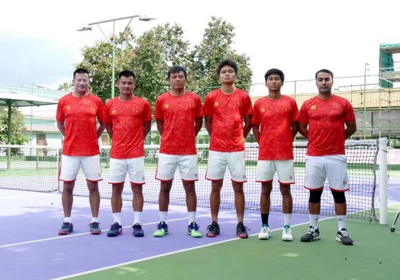 Đội tuyển quần vợt Việt Nam được chấp thuận bay sang Jordan dự David Cup ảnh 3