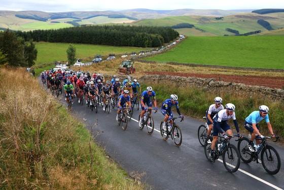 Yves Lampaert thắng chặng 7 giải xe đạp Tour of Britain 2021 ảnh 1