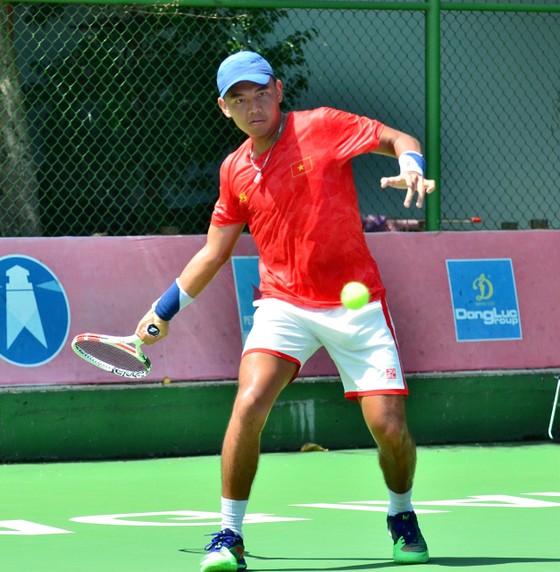 Đội tuyển Việt Nam quyết tâm giành vé thăng hạng giải quần vợt Davis Cup ảnh 3