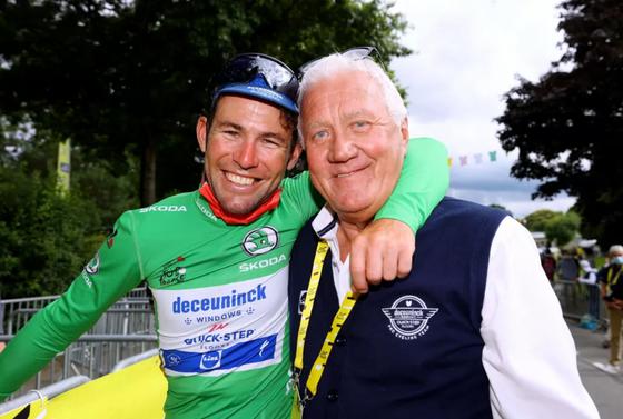 """Quản lý Patrick Lefevere """"đấu tố"""" tay đua Mark Cavendish  ảnh 2"""