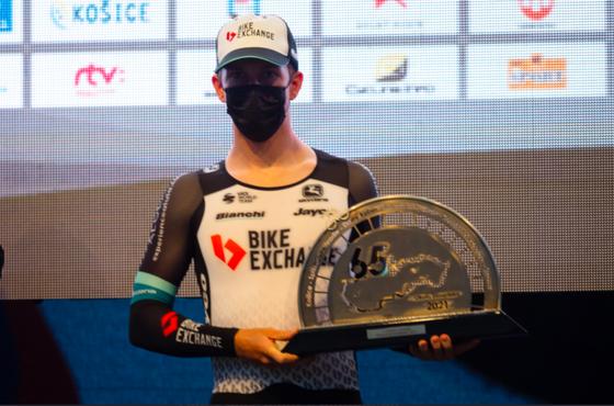 Kaden Groves chiến thắng chặng mở màn giải xe đạp Tour of Slovakia ảnh 3