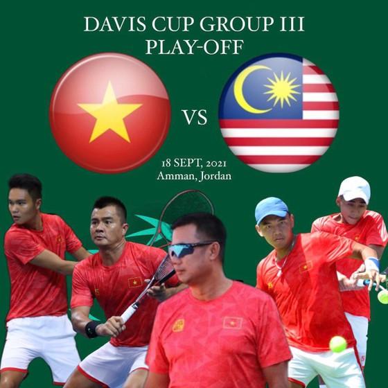 Đội tuyển Việt Nam giành vé thăng hạng lên nhóm 2 giải quần vợt Davis Cup ảnh 1