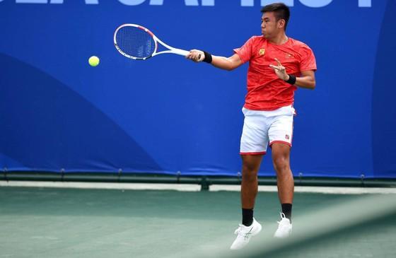 Đội tuyển Việt Nam giành vé thăng hạng lên nhóm 2 giải quần vợt Davis Cup ảnh 3