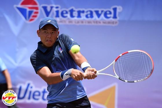 Lý Hoàng Nam đã có thêm 1 điểm ATP
