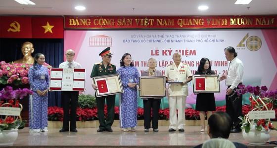 Bảo tàng Hồ Chí Minh – Chi nhánh TPHCM kỷ niệm 40 năm thành lập ảnh 2