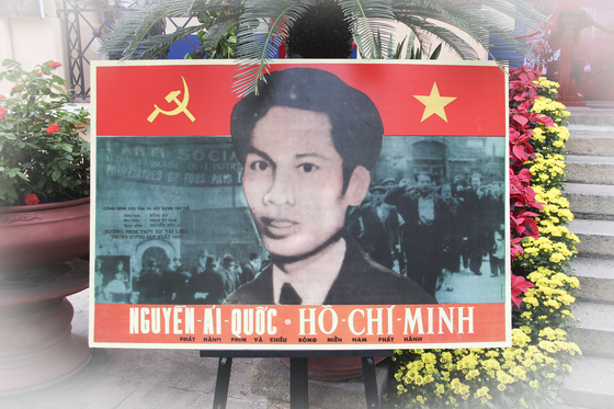 Triển lãm ''Hình ảnh và hình tượng Chủ tịch Hồ Chí Minh trong các tác phẩm điện ảnh'' ảnh 5