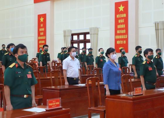Bắc Ninh tổ chức bầu cử sớm cho hơn 3.200 cử tri ảnh 1