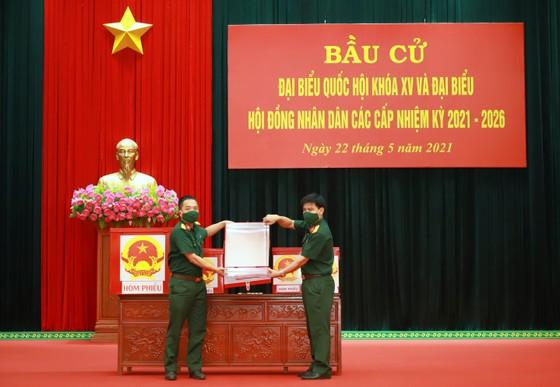 Bắc Ninh tổ chức bầu cử sớm cho hơn 3.200 cử tri ảnh 3
