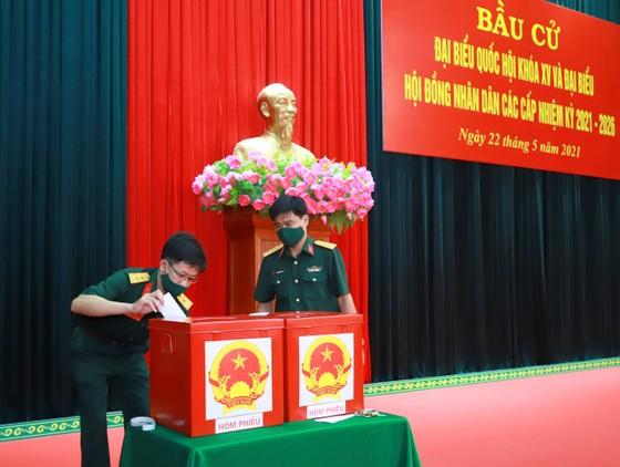 Bắc Ninh tổ chức bầu cử sớm cho hơn 3.200 cử tri ảnh 4