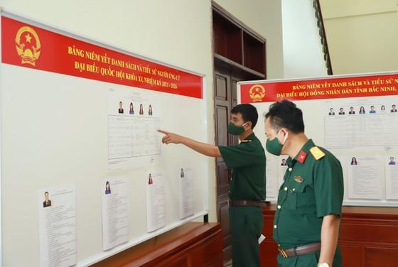 Bắc Ninh tổ chức bầu cử sớm cho hơn 3.200 cử tri ảnh 7