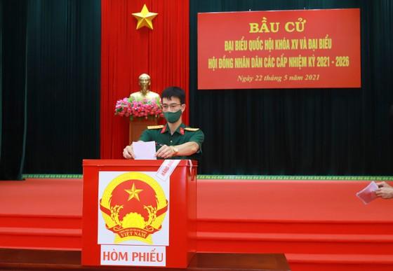 Bắc Ninh tổ chức bầu cử sớm cho hơn 3.200 cử tri ảnh 9