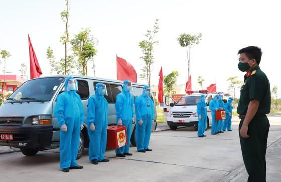 Bắc Ninh tổ chức bầu cử sớm cho hơn 3.200 cử tri ảnh 11
