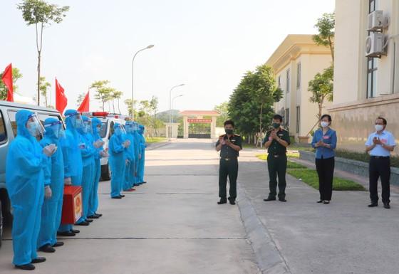 Bắc Ninh tổ chức bầu cử sớm cho hơn 3.200 cử tri ảnh 10