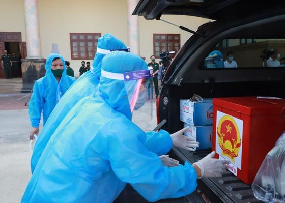 Bắc Ninh tổ chức bầu cử sớm cho hơn 3.200 cử tri ảnh 12