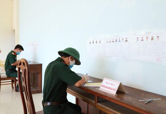Bắc Ninh tổ chức bầu cử sớm cho hơn 3.200 cử tri ảnh 15