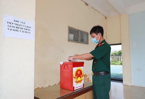 Bắc Ninh tổ chức bầu cử sớm cho hơn 3.200 cử tri ảnh 16