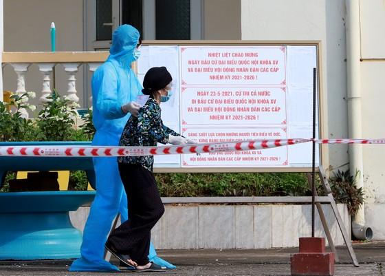 Bắc Ninh tổ chức bầu cử sớm cho hơn 3.200 cử tri ảnh 21