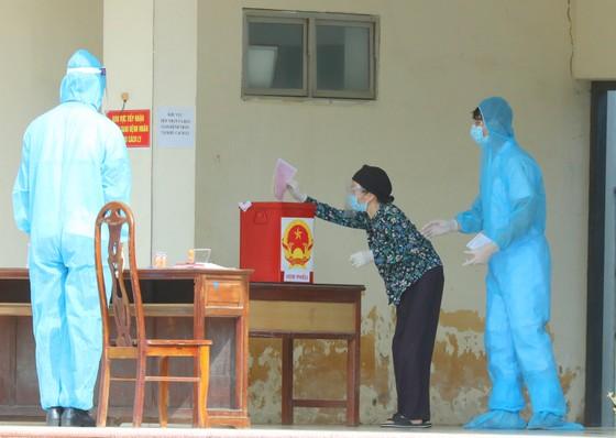 Bắc Ninh tổ chức bầu cử sớm cho hơn 3.200 cử tri ảnh 22