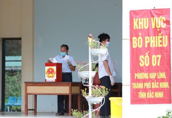 Bắc Ninh tổ chức bầu cử sớm cho hơn 3.200 cử tri ảnh 24