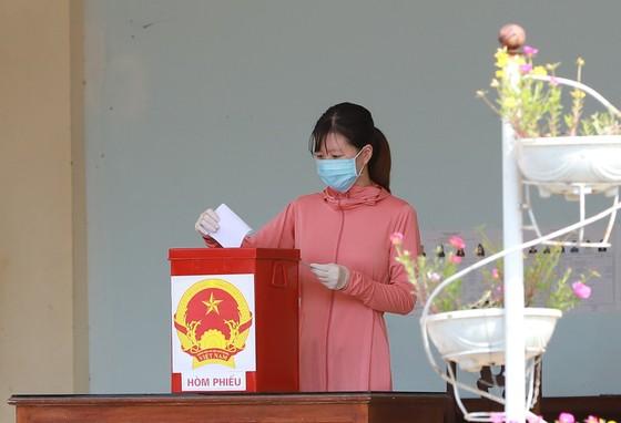 Bắc Ninh tổ chức bầu cử sớm cho hơn 3.200 cử tri ảnh 25