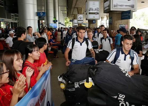 Trước cuộc so tài U.20 Việt Nam và U.20 Argentina   ảnh 1