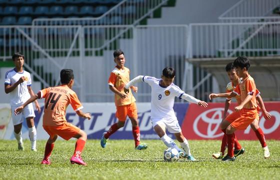 Vụ gian lận tuổi tại giải U15 quốc gia - Cúp Thái Sơn Bắc 2017: U15 Hà Nội bị loại khỏi giải ảnh 1
